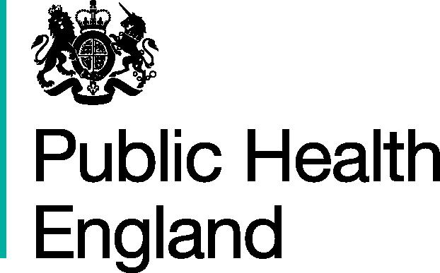 Logo public health england