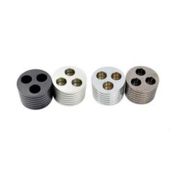 Support métal 3 trous pour cigarette électronique