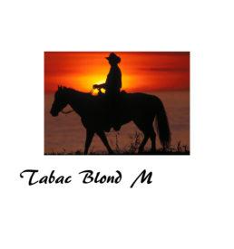 E liquide tabac blond M