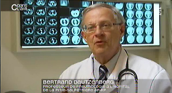 Eliquide la réponse du professeur Dautzenberg