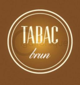 Arôme tabac brun