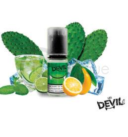 E liquide green devil