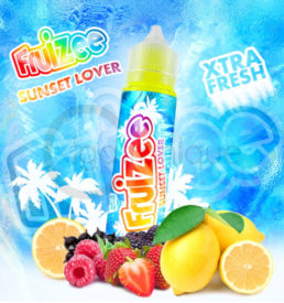 Prêt à booster sunset lover fruizee