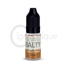E liquide USA corsé Salty