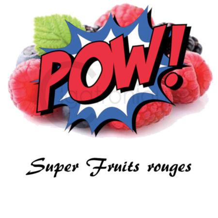 E liquide super fruits rouges lorliquide